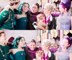 disney channel, wicked world, and descendants image