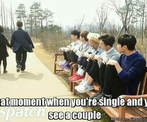 couple, funny, and kpop image