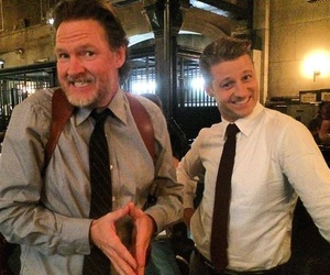Gotham, ben mckenzie, and harvey bullock image