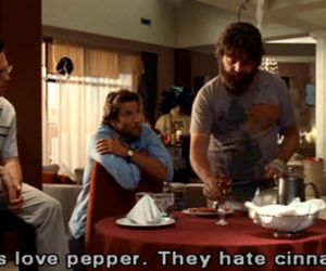 lol, the hangover, and bradley cooper image