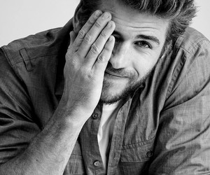 liam hemsworth and the hottest guy image
