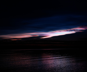 clouds, dark, and nature image