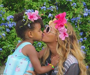 beyoncé, queen bey, and blue ivy image