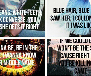 39 images about 5sos lyrics on We Heart It | See more about