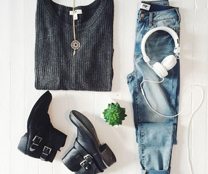 fashion, outfit, and aeropostale image