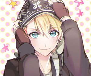 anime, syo kurusu, and kawaii image
