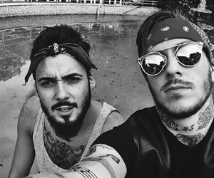 boys, kings, and Tattoos image