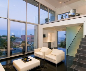house, luxury, and penthouse image