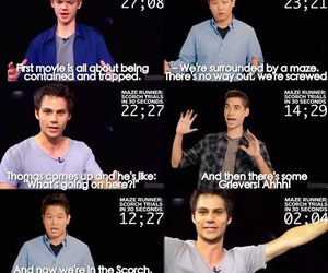 cast, the maze runner, and the scorch trials image