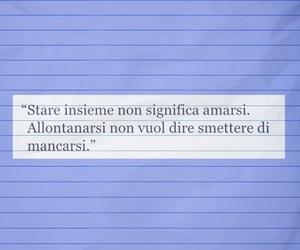 frasi, tumblr, and italiano image