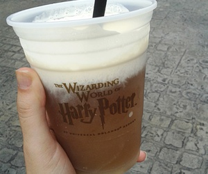drink and harry potter image
