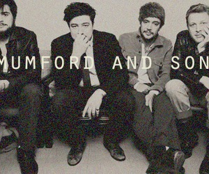 mumford and sons, music, and band image