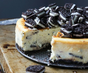 cake, oreo, and yummy image