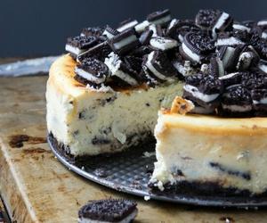 cake, oreo, and yummy image