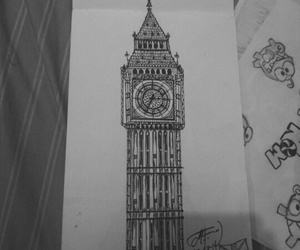 architecture, art, and Big Ben image