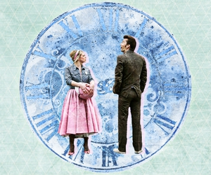 doctor who, rose tyler, and tenth doctor image