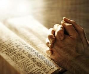 bible, god, and hand image