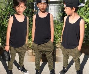 boy, fashion, and kid image