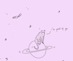 cat, aesthetic, and pastel image