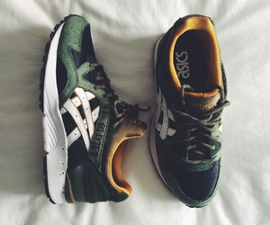 asics and fashion image