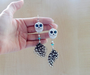 harry potter, hedwig, and owl jewelry image