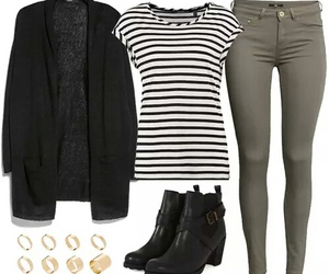 autumn, jeans, and boots image