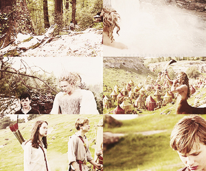 aslan, chronicles of narnia, and lucy pevensie image