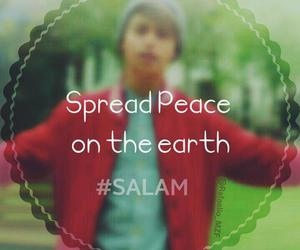 peace, salam, and assalamu alaikum image