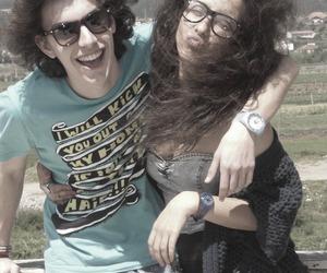 amigos, oculos, and amor image