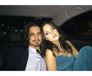 goals, avan jogia, and bade image