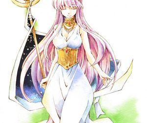 athena, saint, and seiya image