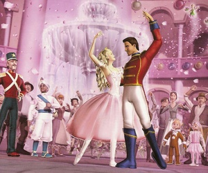 barbie and ballet image