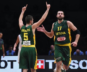 Basketball, Best, and Lithuania image