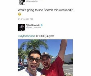 scorch, teen wolf, and tyler hoechlin image