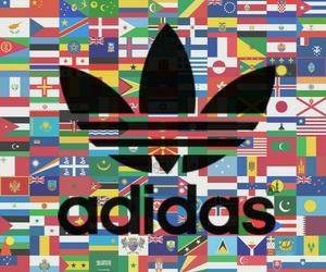 adidas, albania, and fashion image