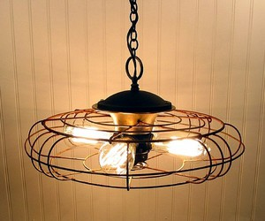 chandeliers, chandelier ideas, and industrial chandelier image