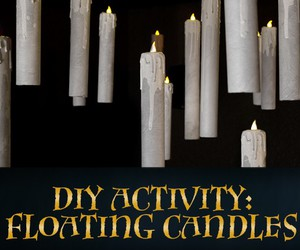 diy, Halloween, and harry potter image