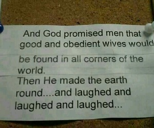 funny, god, and quotes image