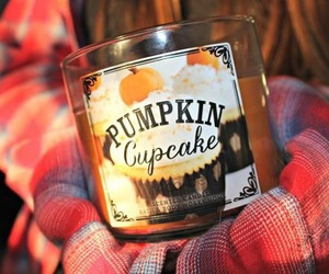 candles, cupcakes, and plaid image