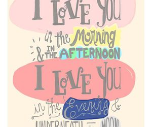love, quotes, and afternoon image