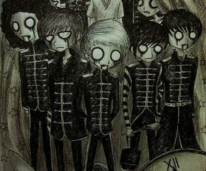 the black parade, my chemical romance, and mcr image