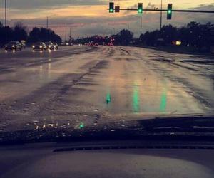 driving, fall, and photgraphy image
