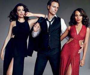 scandal, olivia pope, and kerry washington image