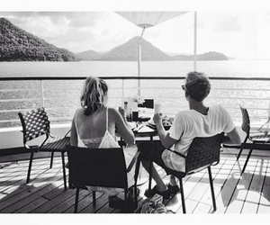 couple, cody simpson, and Relationship image