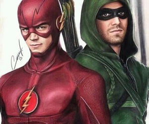 arrow and flash image