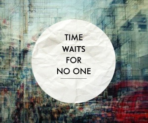 no one, time, and quotes image