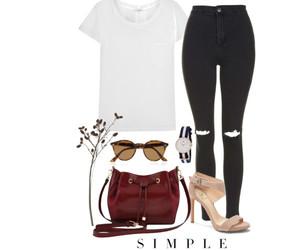 burgundy, fashion, and moda image