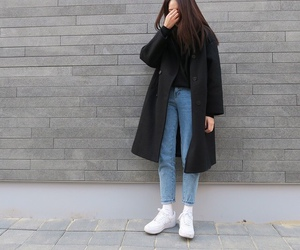 tumblr, outfit, and style image