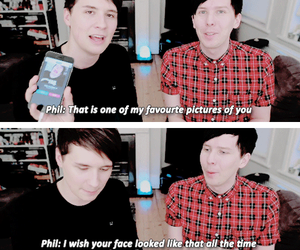 dan, youtube, and phil image