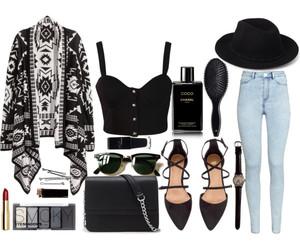 autumn, coco chanel, and fashion image